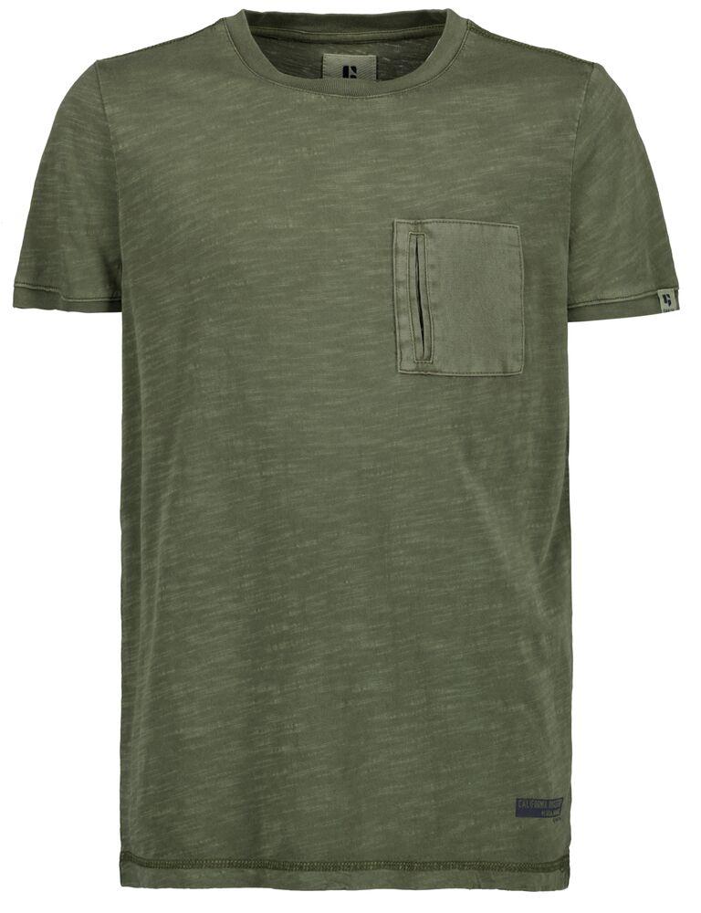 Garcia t-shirt groen a 13406