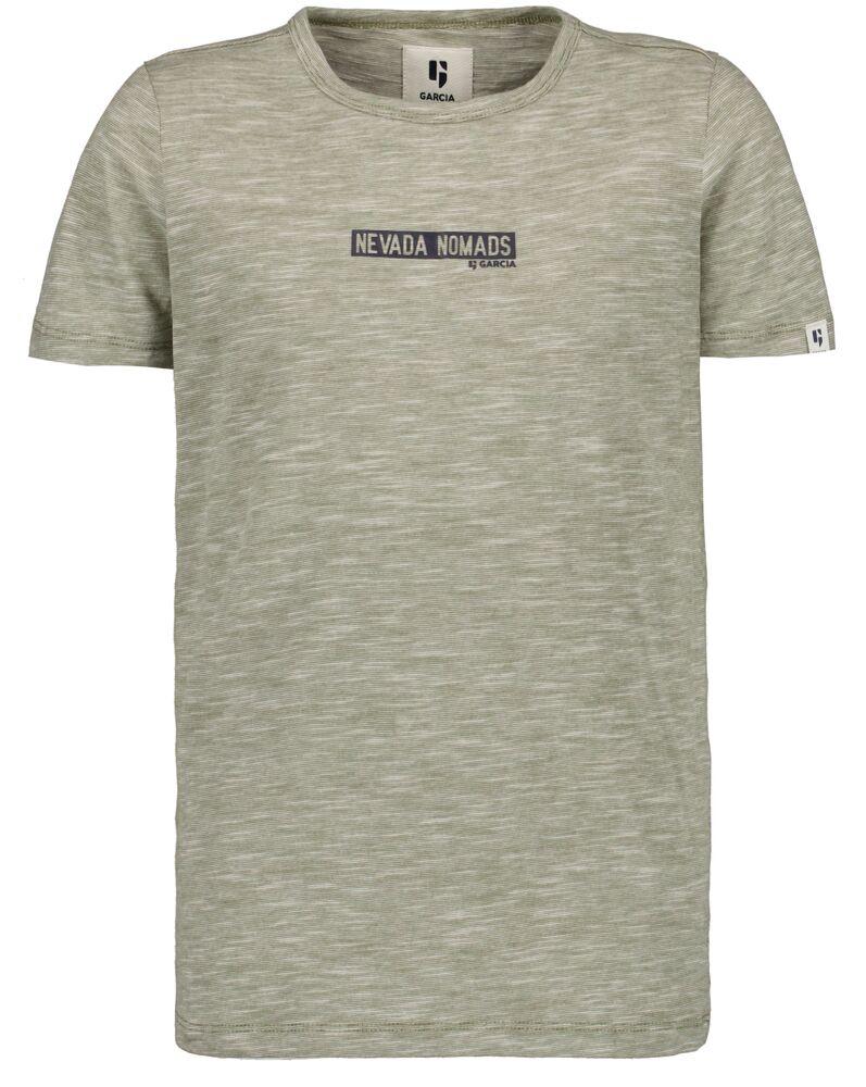 Garcia t-shirt groen a 13403