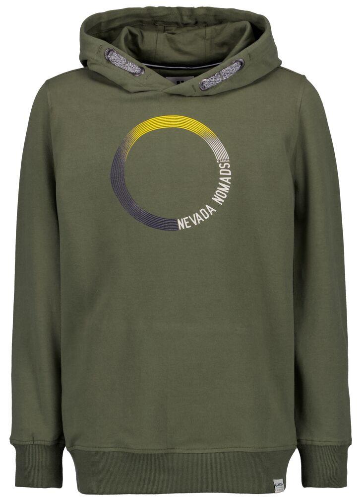 Garcia hoodie groen a 13460