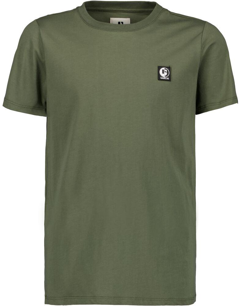 Garcia t-shirt groen gs 130105